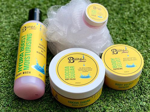 Bourn Body Beautiful Kit (fragrance options)