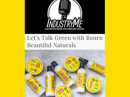 Let's Talk Green: Interview with Industry Me