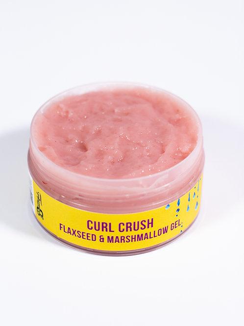Curl Crush Flaxseed & Marshmallow Gel