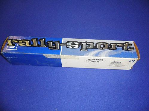 Rally Sport Emblem
