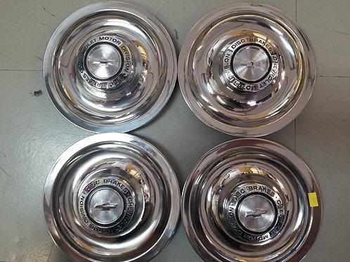 Center Caps for Disc Brakes