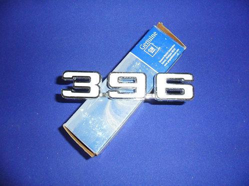 397 Camaro Front Fender Emblem