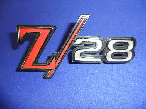 Front Fender Emblem