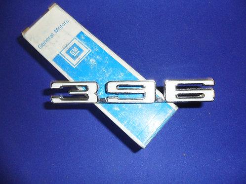 396 Front Emblem