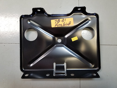 1970 - 81 Firebird Battery Tray