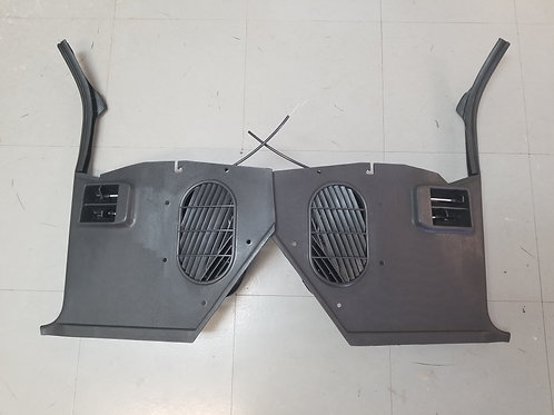 1969 Camaro Kick Panels No A/C (pair)