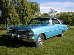 1966 Nova SS