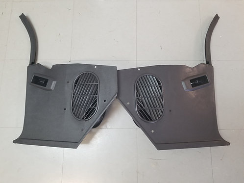 1967 - 68 Camaro Kick Panels No A/C (pair)