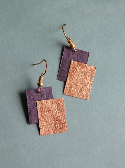 """Violet et Bronze"""
