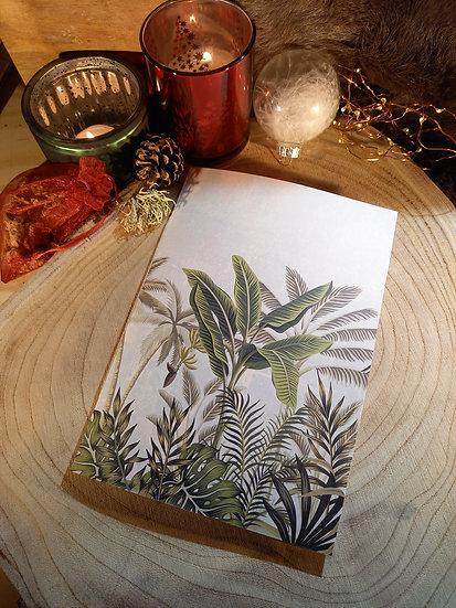 "Cahier ""Jungle"""