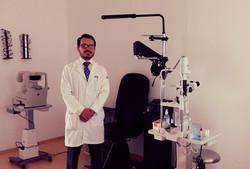 oftalmologo tec 100
