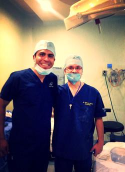 cirujanos catarata