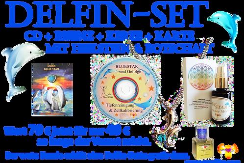 Delfin-Set 'BLUE STAR'