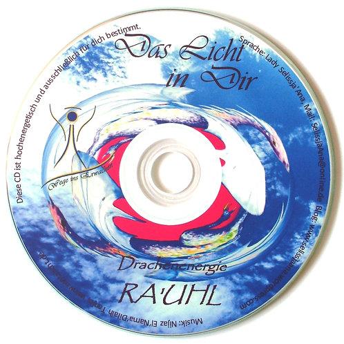 Drachenenergie RA'UHL - Das Licht in Dir