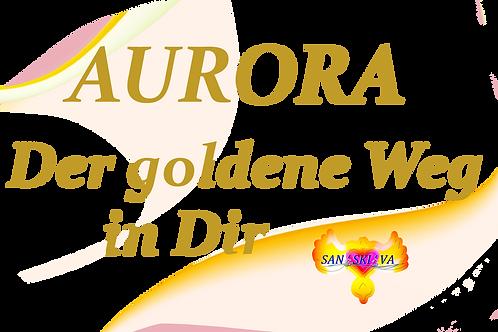 Goettinnen-Essenz AURORA 'DER GOLDENE WEG IN DIR'