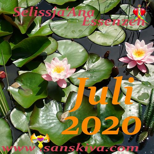 Monats-Essenz Juli 2020
