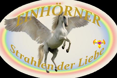 Einhorn-Essenz 'DIE STRAHLEN DER LIEBE'