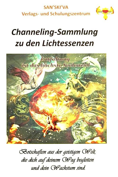 Ringbuch Channeling-Sammlung mit CD