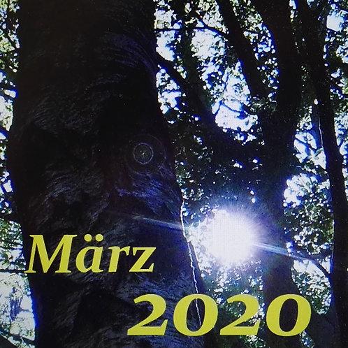 Monats-Essenz März 2020