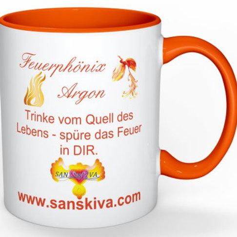 Tasse 'Feuerphönix ARGON'