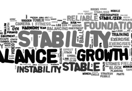 Stability is not intimidating!