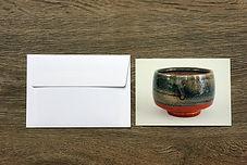 Karten Karte drucken Aachen Druckerei Karte mit Briefumschlag