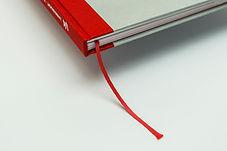 Bücher Hardcover drucken Aachen Druckerei Leseband