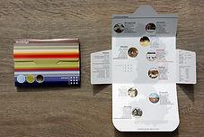 Faltschachtel Urkunde drucken Aachen Druckerei Sammeltasche für Postkarten