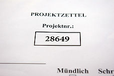 Formulare selbsdurchschreibend SD Sätze drucken Aachen Druckerei nummeriert