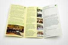 Folder Faltblatt drucken Aachen Druckerei Low Budget günstig billig