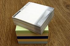 Notizblock Abreißblock drucken Aachen Druckerei Notizblock