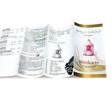 Folder Faltblatt drucken Aachen Druckerei Sonderfarben