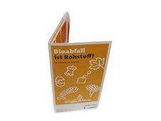 Folder Faltblatt drucken Aachen Druckerei Recyclingpapier
