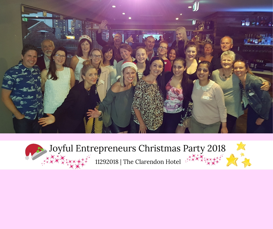 Copy of Joyful Entrepreneurs Christmas P