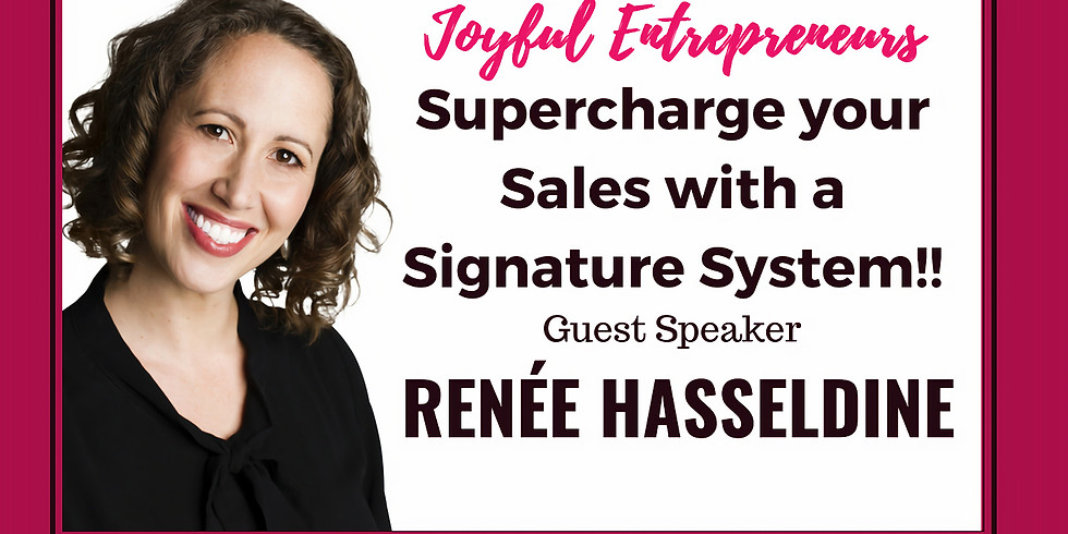Supercharge your Credibility with your Signature System!!