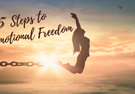 5 Steps to Emotional Freedom