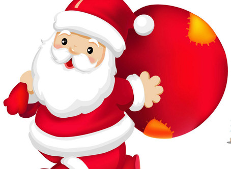 Santa is calling.....