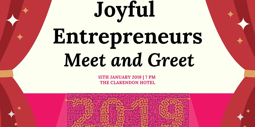 Joyful Entrepreneurs Meet and Greet 2019