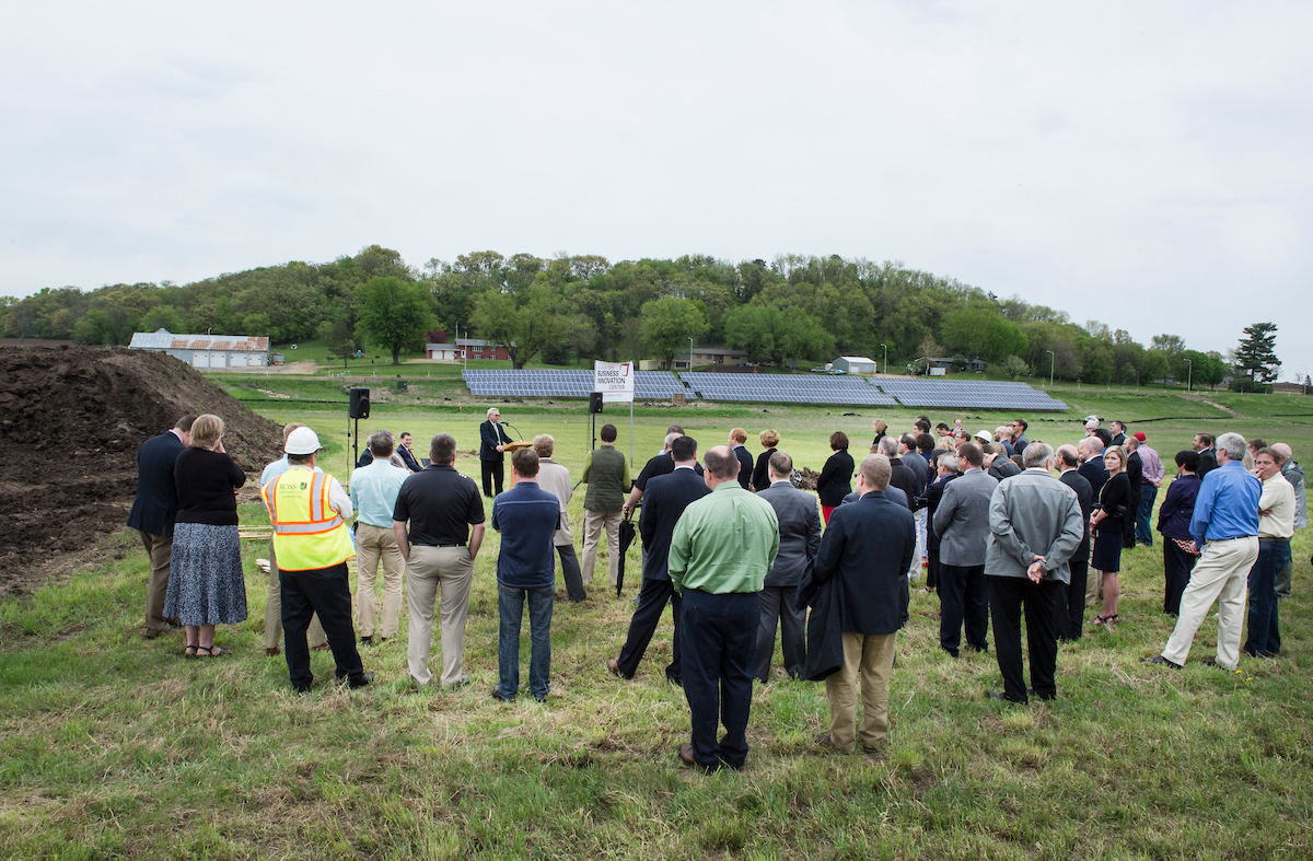 St Croix Valley Business Innovation Center Groundbreaking 05102017 kmh 5