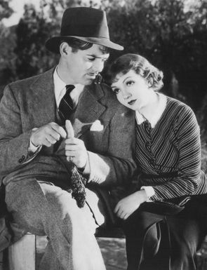 Clark Gable Claudette Colbert_It Happene