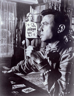 Laurence Harvey_The Manchurian Candidate
