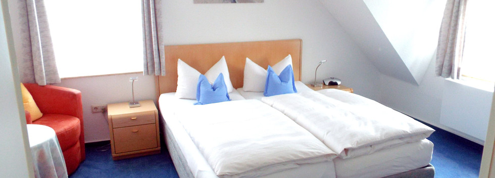 Zimmer 8 Elternzimmer
