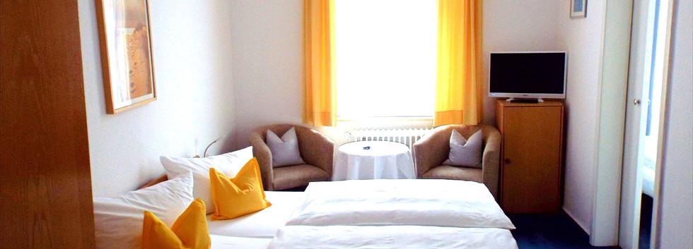 Zimmer 6 Elternzimmer