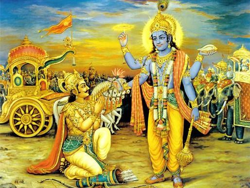 Bhagavad Gītā: Un libro speciale per il mondo dello Yoga.