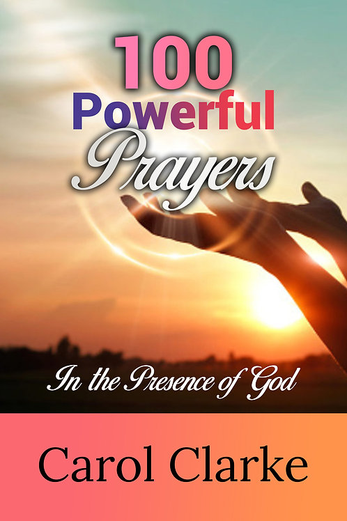 100 Powerful Prayers: In the Presence of God (PAPER BACK)