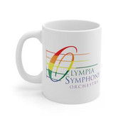 Rainbow OSO Logo Mug