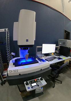 zeiss inspection medical device component 3d print additive manufacturing clean room