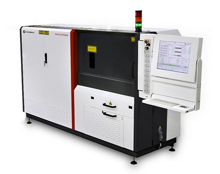 laser cutting hypotubes nitinol manufacturing development femto laser clean room minneapolis welding