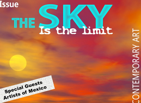 'The sky is the limit' The new issue of the 44 DEGREES