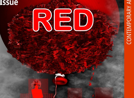 RED by 44 DEGREES online art magazine